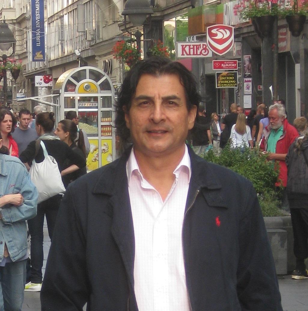 Carlos M. Rodriguez Ph.D.