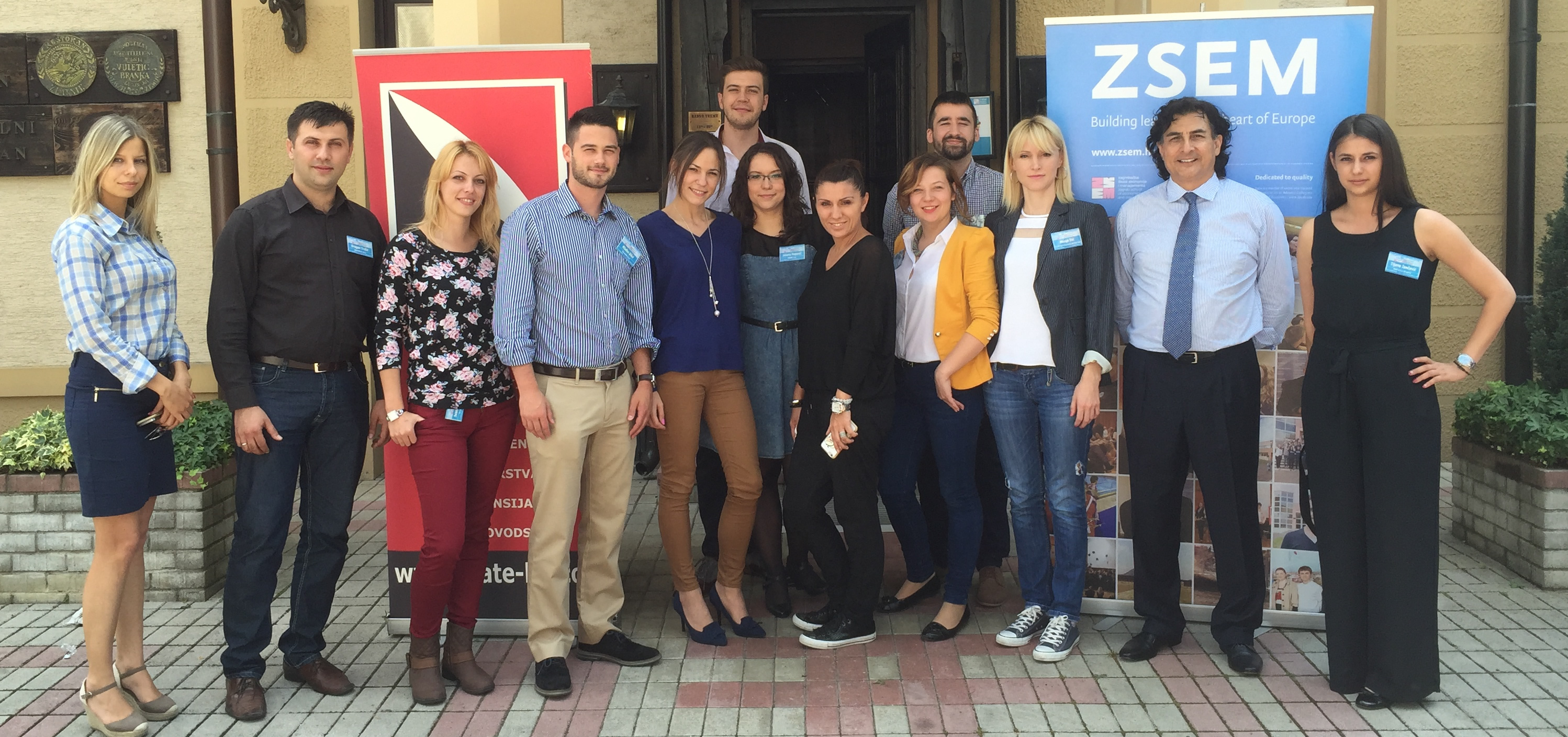zagreb workshop participants