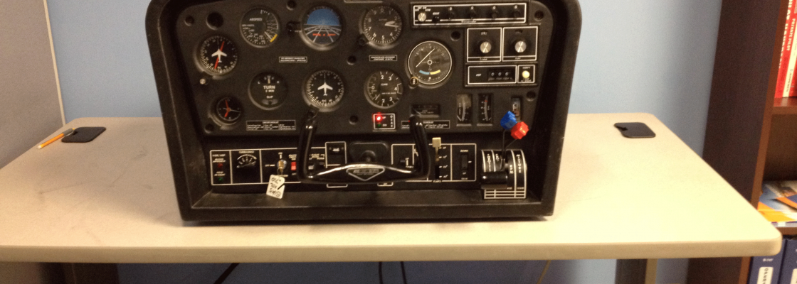 ATC-610/710 Flight Training Device